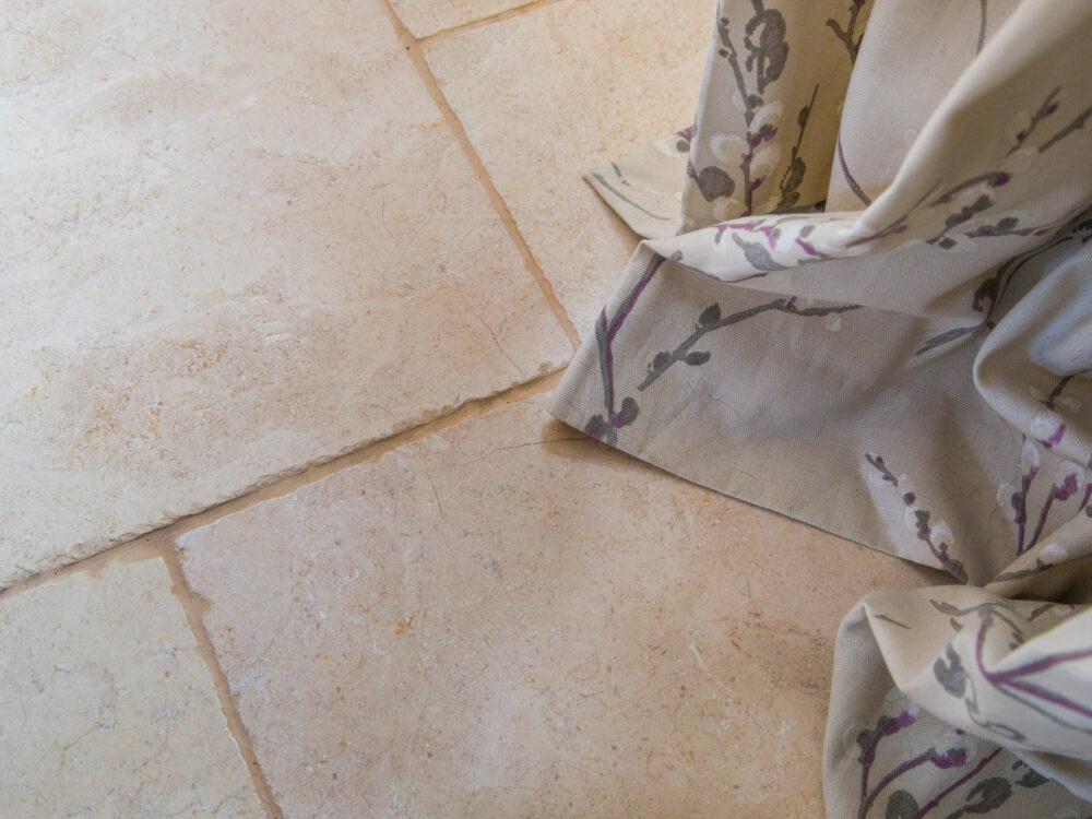 Heligon Antiqued Limestone Tiles