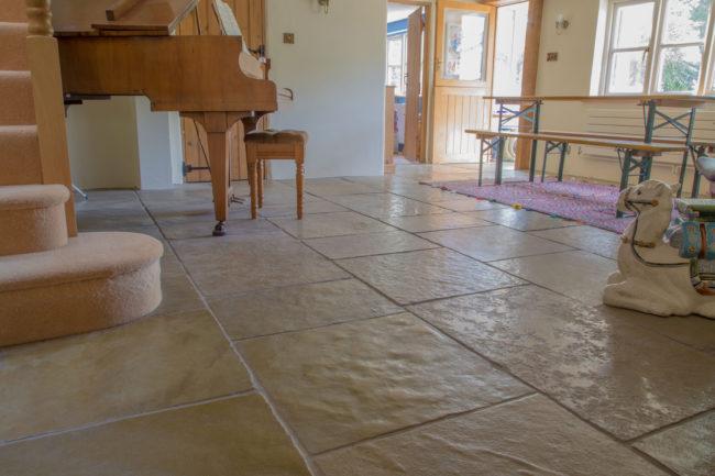 Limestone Flooring | DT Stone