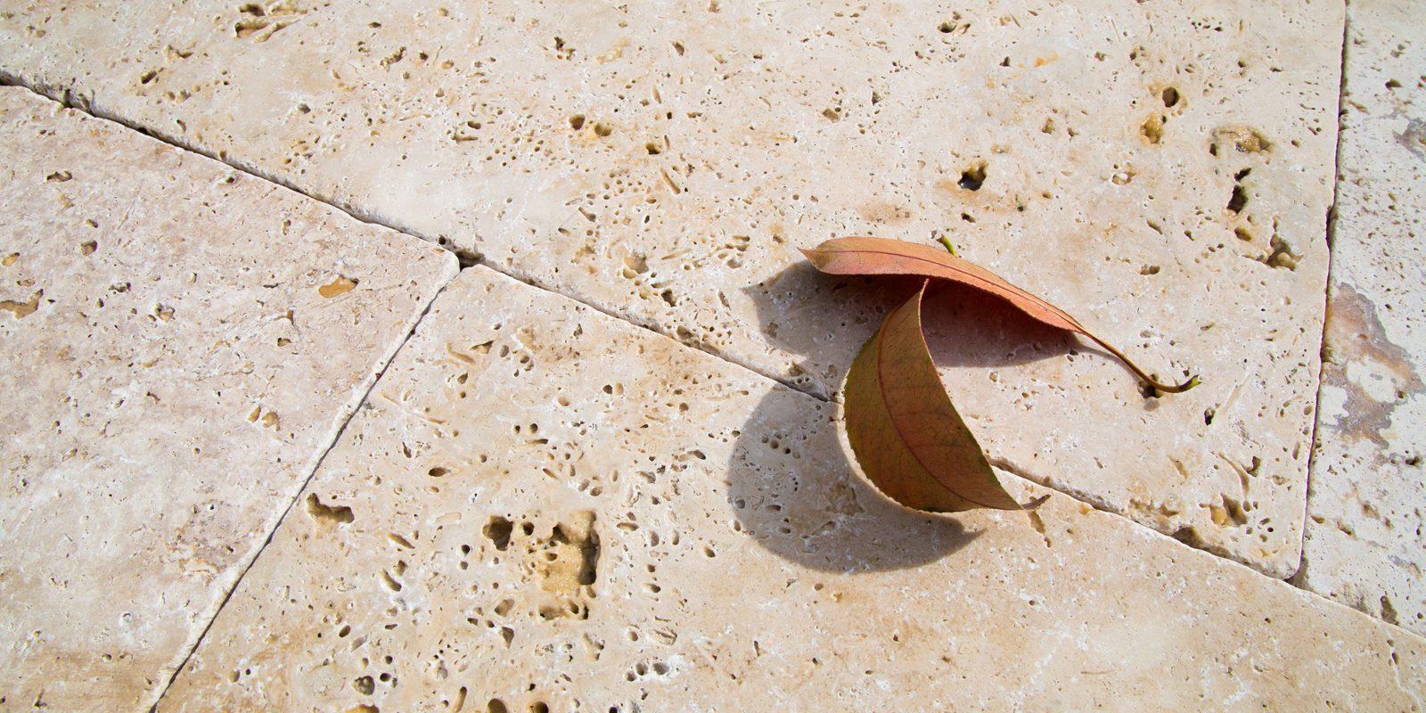 Travertine Paving | DT Stone