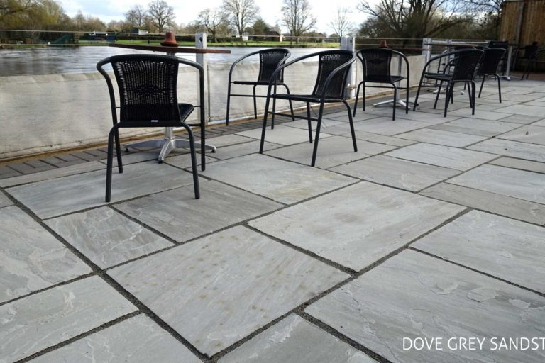 Indian Sandstone Paving | DT Stone