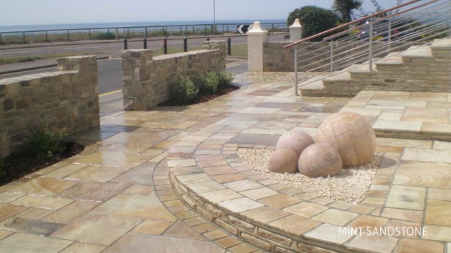 Using Natural Stone in Your Garden   DT Stone