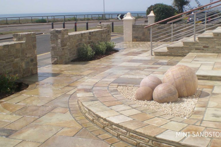 Using Natural Stone in Your Garden | DT Stone